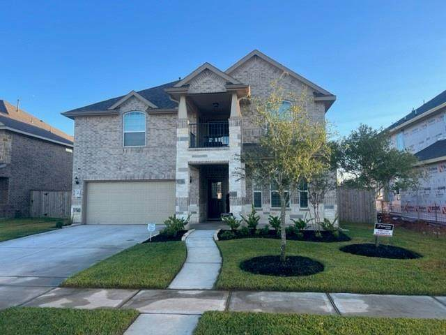 48 Indian Wells Drive, Manvel, TX 77578 (MLS #66200603) :: Lerner Realty Solutions