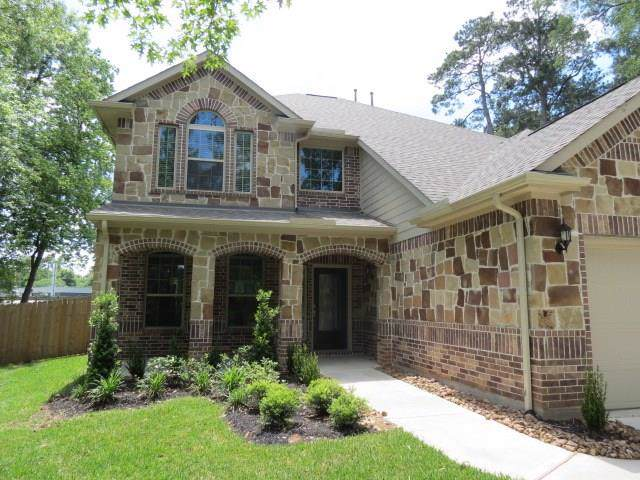 74 Summer Wind, Conroe, TX 77356 (MLS #66330168) :: The Home Branch