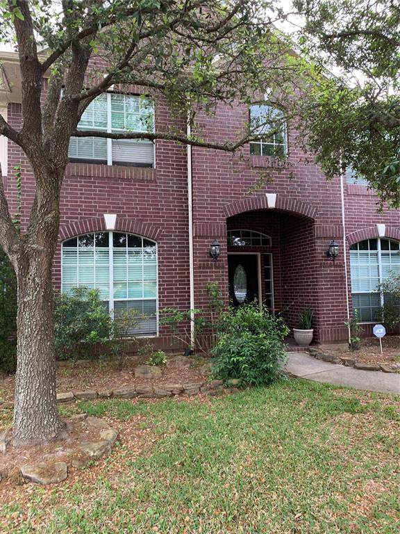 3305 Beacon View Ct Court, Pearland, TX 77584 (MLS #66447314) :: The SOLD by George Team