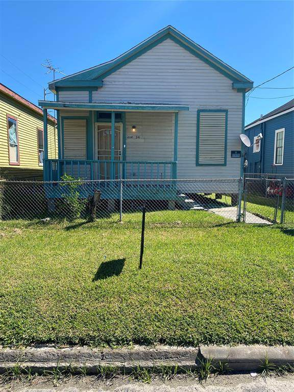 804 34th Street, Galveston, TX 77550 (MLS #66459542) :: The Heyl Group at Keller Williams