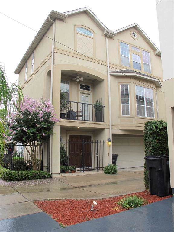 207 Knox Street, Houston, TX 77007 (MLS #66466602) :: Green Residential