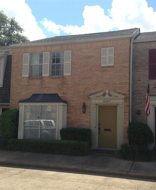 6357 Del Monte Drive, Houston, TX 77057 (MLS #66536722) :: Krueger Real Estate