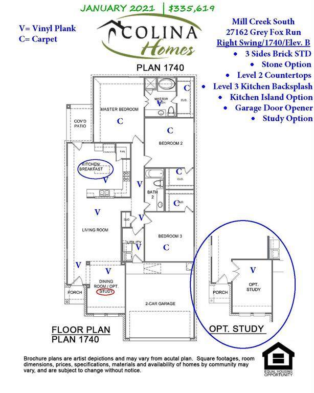 27162 Grey Fox Run, Magnolia, TX 77354 (MLS #66544933) :: Homemax Properties