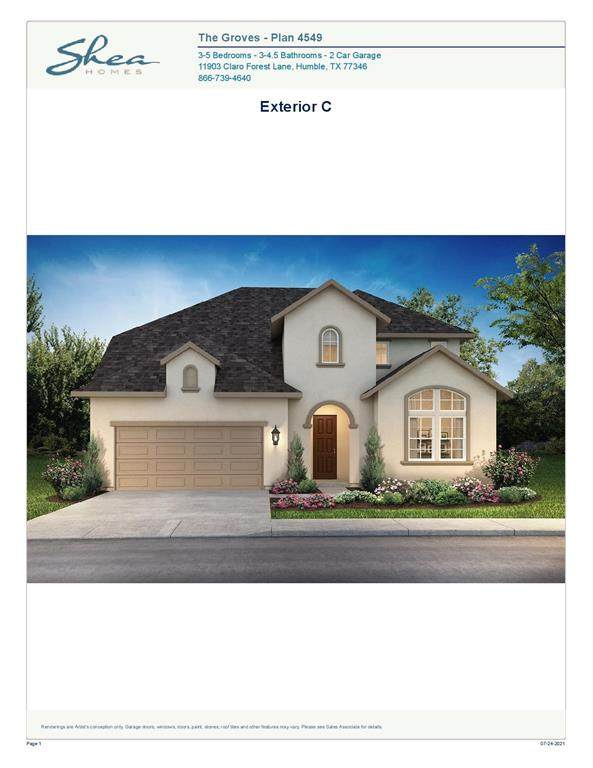 16902 Kyler Creek, Humble, TX 77346 (MLS #66641373) :: The Property Guys