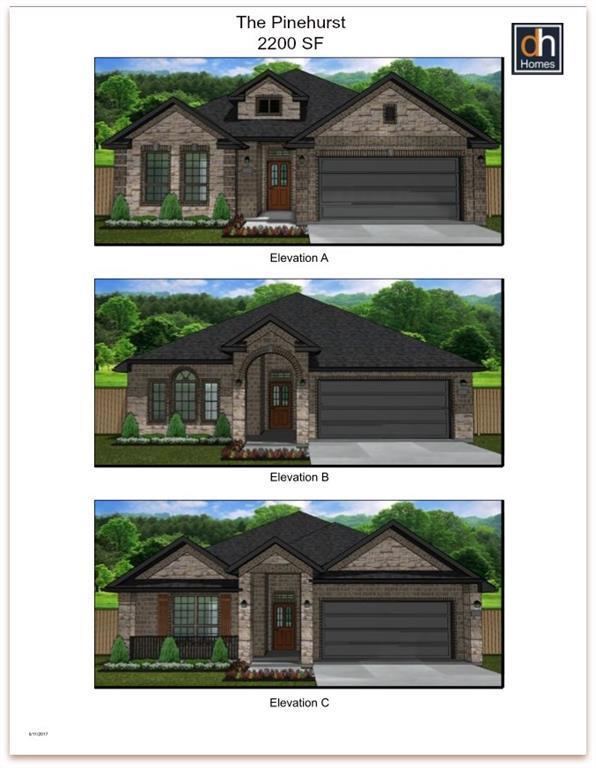 19070 Minero Lane, Montgomery, TX 77356 (MLS #66736767) :: Texas Home Shop Realty