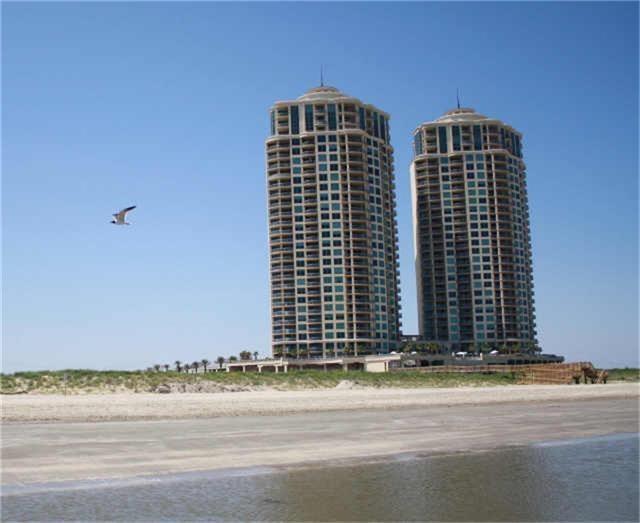 801 E Beach Drive Tw1812, Galveston, TX 77550 (MLS #66817809) :: Texas Home Shop Realty