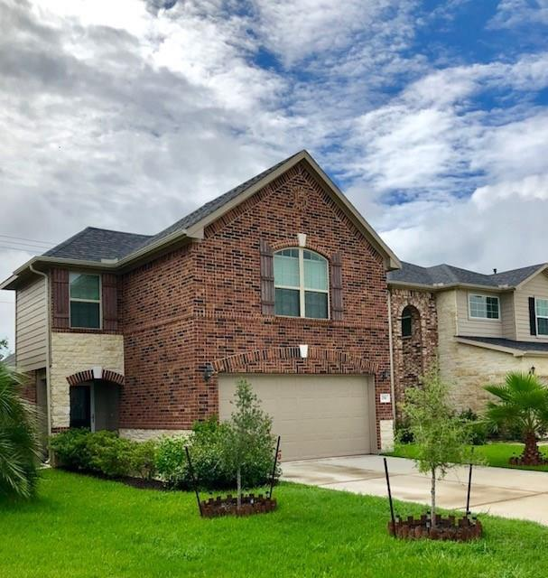 251 Seabreeze Drive, Bacliff, TX 77518 (MLS #66853610) :: The Heyl Group at Keller Williams
