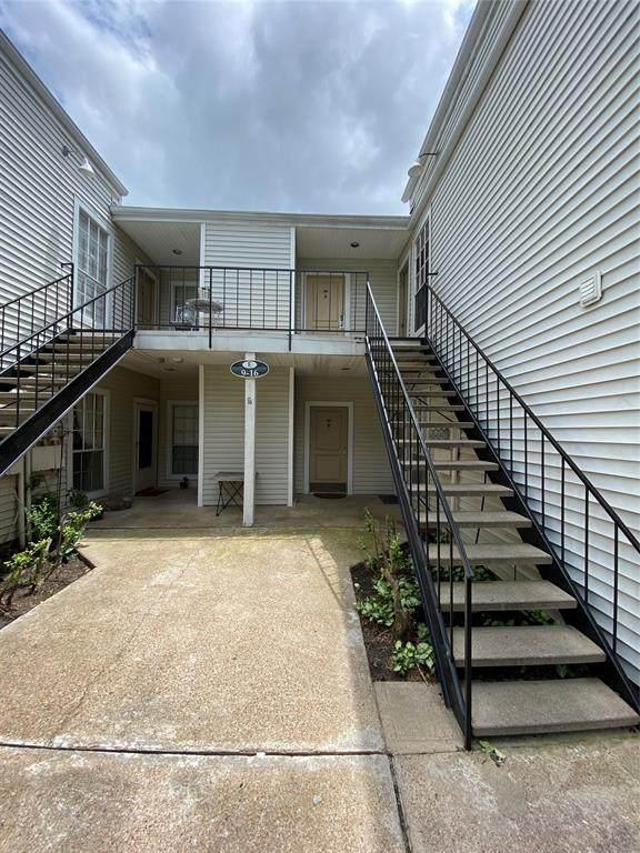 9809 Richmond Avenue E15, Houston, TX 77042 (MLS #67002760) :: Connect Realty