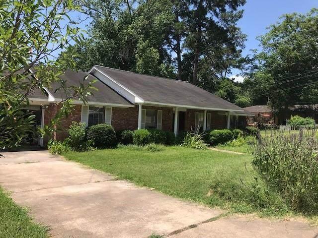 1601 25th Street, Huntsville, TX 77340 (MLS #67017008) :: Caskey Realty