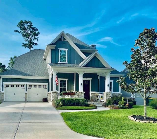 118 Jackson Park Street, Montgomery, TX 77316 (MLS #67113012) :: The Heyl Group at Keller Williams