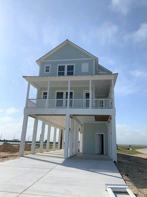 10802 Egrets Nest, Galveston, TX 77554 (MLS #6714739) :: Guevara Backman