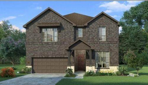 615 Round Lake Drive, Rosenberg, TX 77469 (MLS #67154661) :: The SOLD by George Team