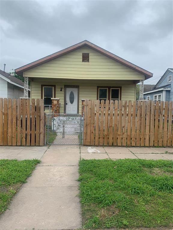 5108 Avenue R, Galveston, TX 77551 (MLS #67181524) :: Homemax Properties
