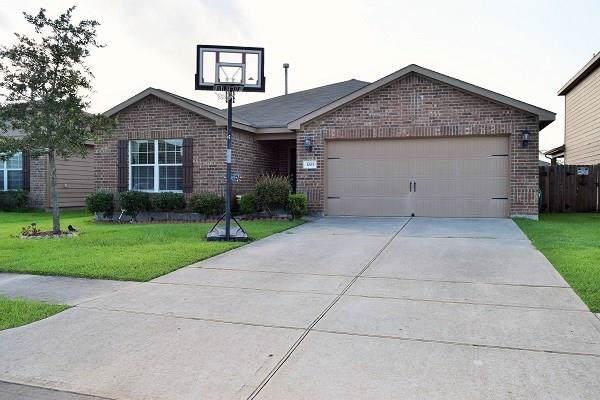 1003 Marigold Road, Baytown, TX 77521 (MLS #67205114) :: The Jill Smith Team
