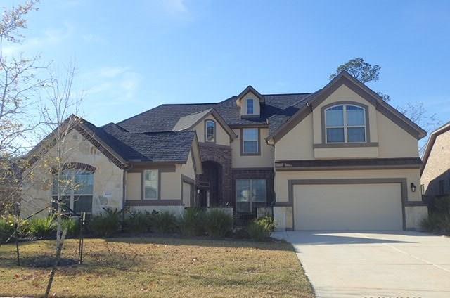 34307 Short Leaf Pine Court, Pinehurst, TX 77362 (MLS #67347449) :: Grayson-Patton Team