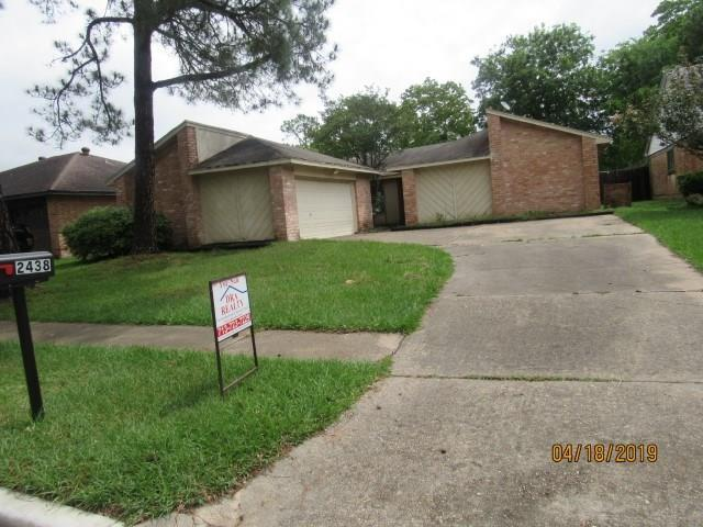 2438 Strait Lane, Houston, TX 77084 (MLS #67348729) :: The Heyl Group at Keller Williams