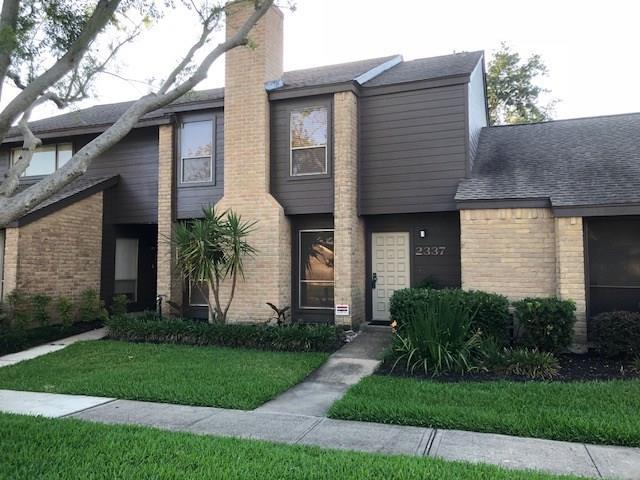 2337 Broadlawn Drive #7, Houston, TX 77058 (MLS #6741712) :: The SOLD by George Team