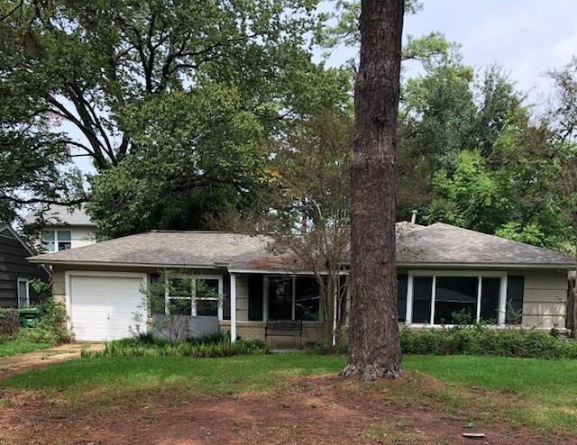 1023 Grovewood Lane, Houston, TX 77008 (MLS #67420978) :: The Johnson Team