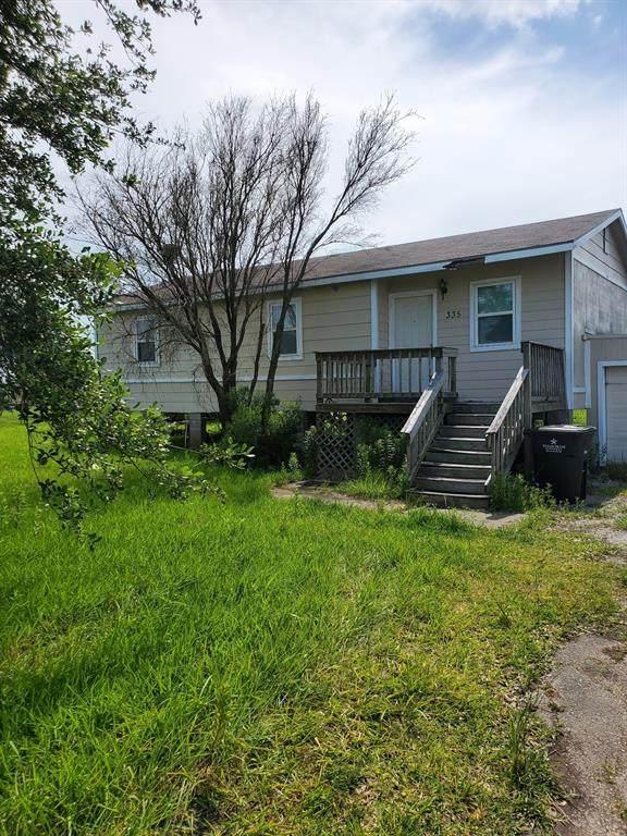 335 18th Street, San Leon, TX 77539 (MLS #67486794) :: Connect Realty