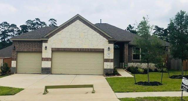 319 Red Maple Lane, Conroe, TX 77304 (MLS #67489490) :: Giorgi Real Estate Group