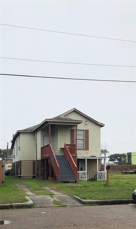 4105 Sealy Street, Galveston, TX 77550 (MLS #67716270) :: The Sansone Group