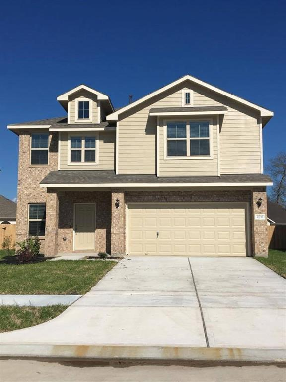 3503 Bright Moon Court, Katy, TX 77449 (MLS #67791196) :: The Heyl Group at Keller Williams