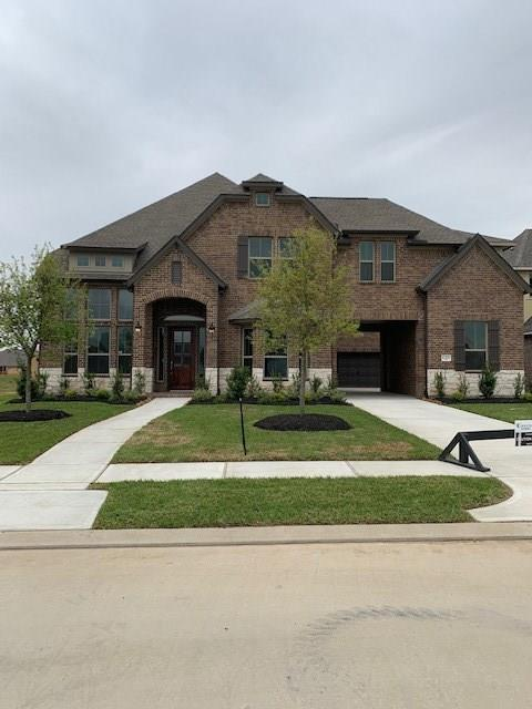 1716 Waterlilly River Lane, League City, TX 77573 (MLS #67850961) :: The Bly Team