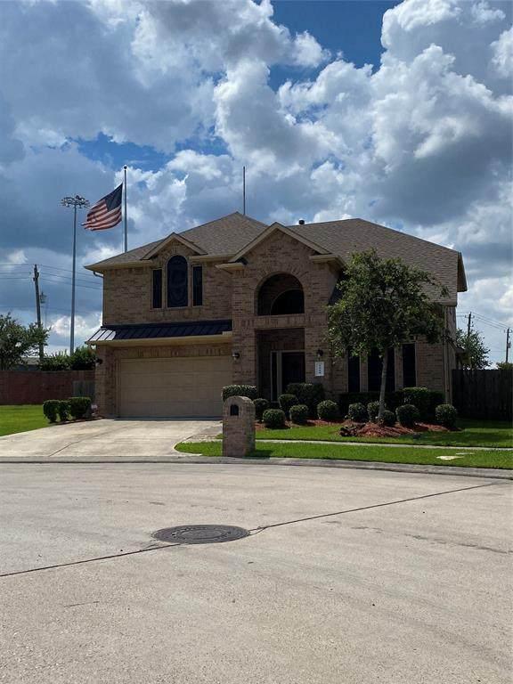 1018 Fairway Drive, La Porte, TX 77571 (MLS #67875601) :: Ellison Real Estate Team