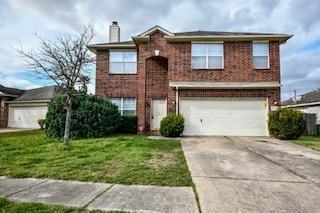 3602 Greenleaf Lodge Lane, Fresno, TX 77545 (MLS #68042569) :: The Heyl Group at Keller Williams