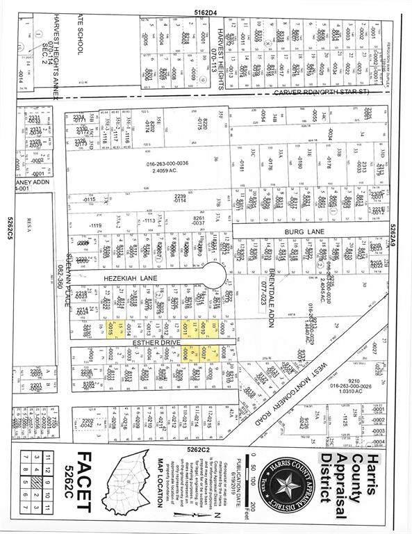 000 Esther Drive, Houston, TX 77088 (MLS #68055559) :: Ellison Real Estate Team