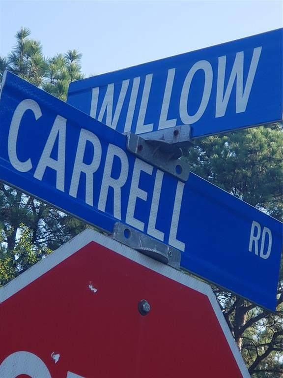 0 Carrell Lot 4 Street, Tomball, TX 77375 (MLS #68354779) :: The Wendy Sherman Team