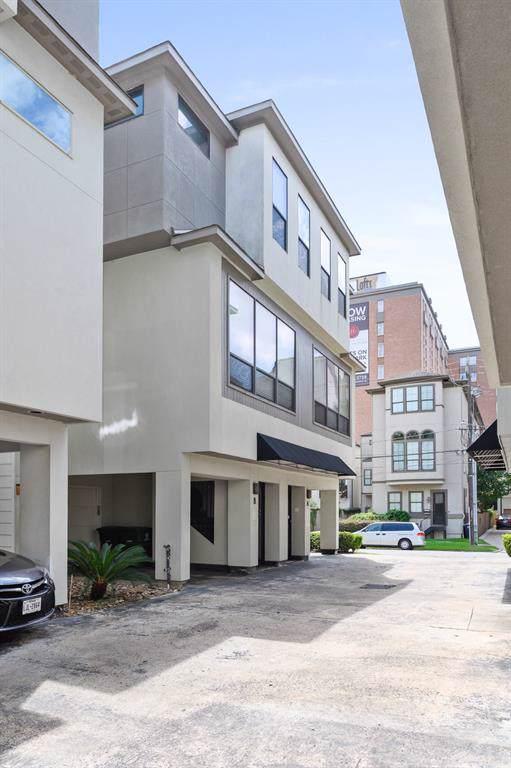 2311 Camden Drive B, Houston, TX 77021 (MLS #68415699) :: Giorgi Real Estate Group