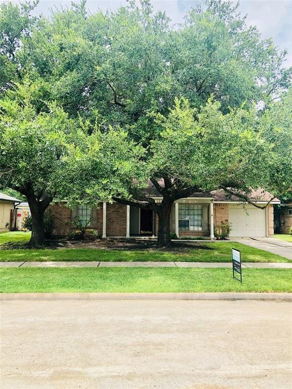 2504 Ewell Drive, League City, TX 77573 (MLS #6857455) :: The Stanfield Team | Stanfield Properties