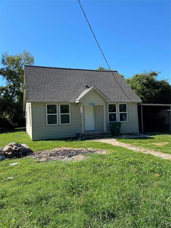 1206 Fairbanks Street, Houston, TX 77009 (MLS #68592850) :: Connect Realty