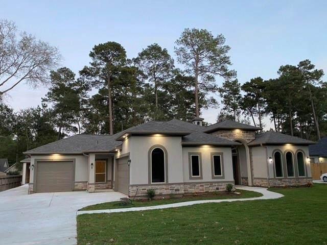 410 Douglas Fir, Magnolia, TX 77354 (MLS #6879325) :: Connect Realty