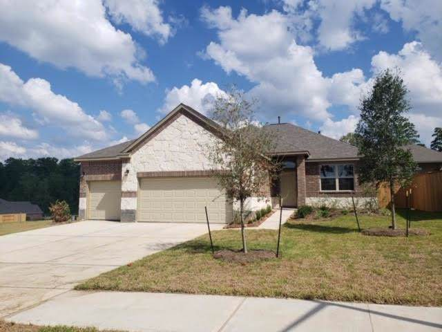 319 Red Maple Lane, Conroe, TX 77304 (MLS #68856585) :: Giorgi Real Estate Group