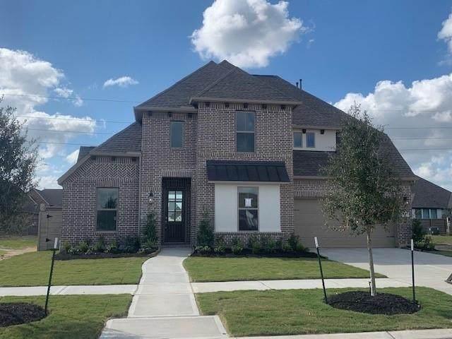 4318 Sandy Cove Drive, Manvel, TX 77578 (MLS #68906075) :: Caskey Realty