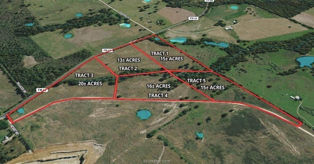 Tract 1 TBD Nesbitt Cemetery - Photo 1