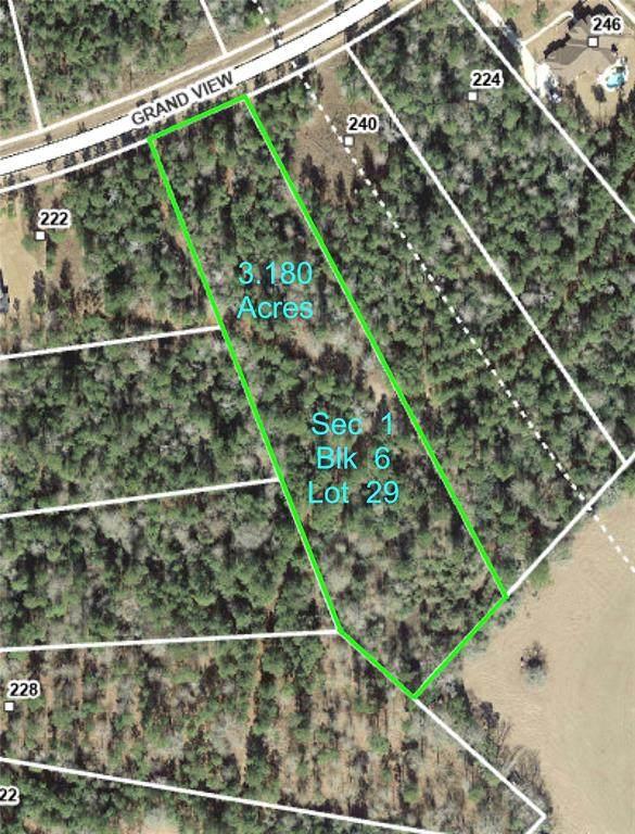 1-6-29 Dedication Trail, Huntsville, TX 77340 (MLS #69106268) :: Michele Harmon Team