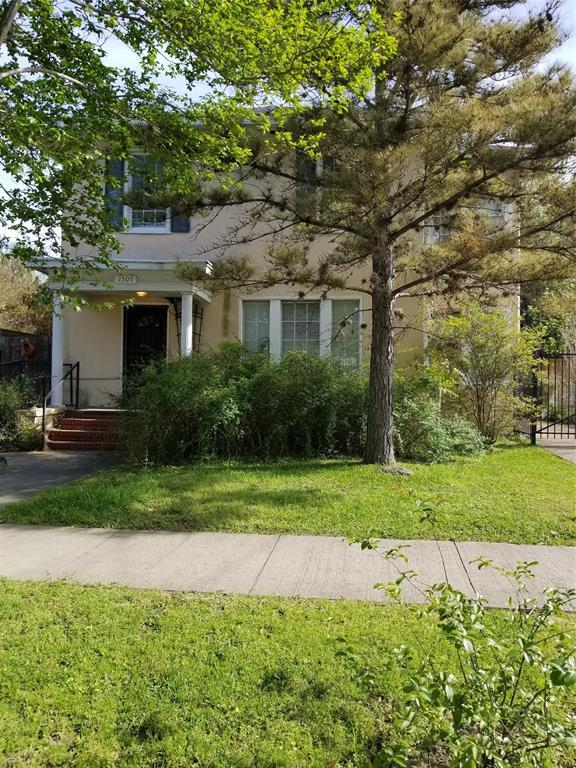 1505 Southmore Boulevard, Houston, TX 77004 (MLS #69126160) :: REMAX Space Center - The Bly Team