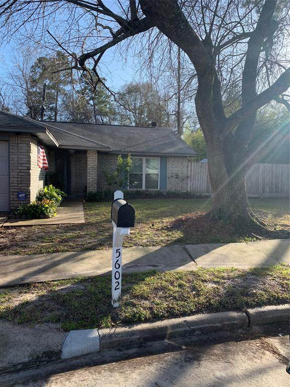 5602 Golden Grove Drive, Spring, TX 77373 (MLS #69145796) :: The Freund Group