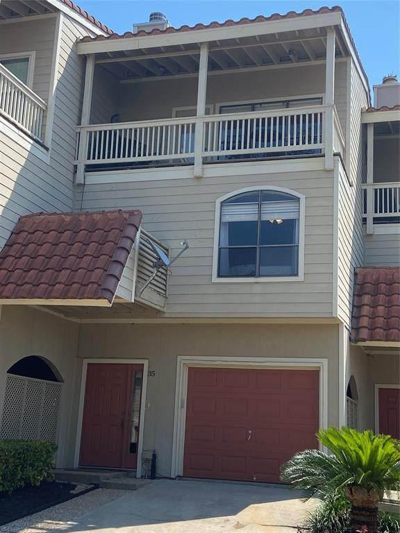 35 Dana Drive, Galveston, TX 77554 (MLS #69236178) :: Michele Harmon Team