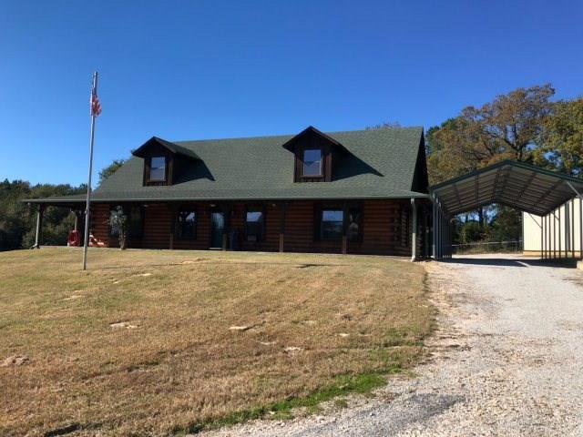 10487 Fm 228, Grapeland, TX 75844 (MLS #69248570) :: Connect Realty