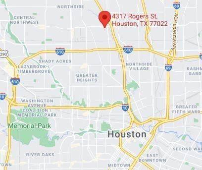 4317 Rogers Street, Houston, TX 77022 (MLS #69266045) :: Caskey Realty