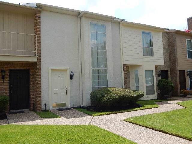 6111 Beverlyhill Street #12, Houston, TX 77057 (MLS #69320578) :: The Jill Smith Team