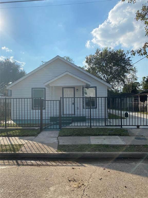 4111 Hardy Street, Houston, TX 77009 (MLS #69558603) :: Caskey Realty