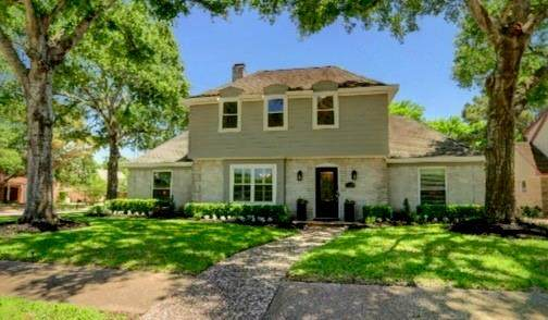 1703 Beech Bend Drive, Houston, TX 77077 (MLS #69692165) :: Michele Harmon Team