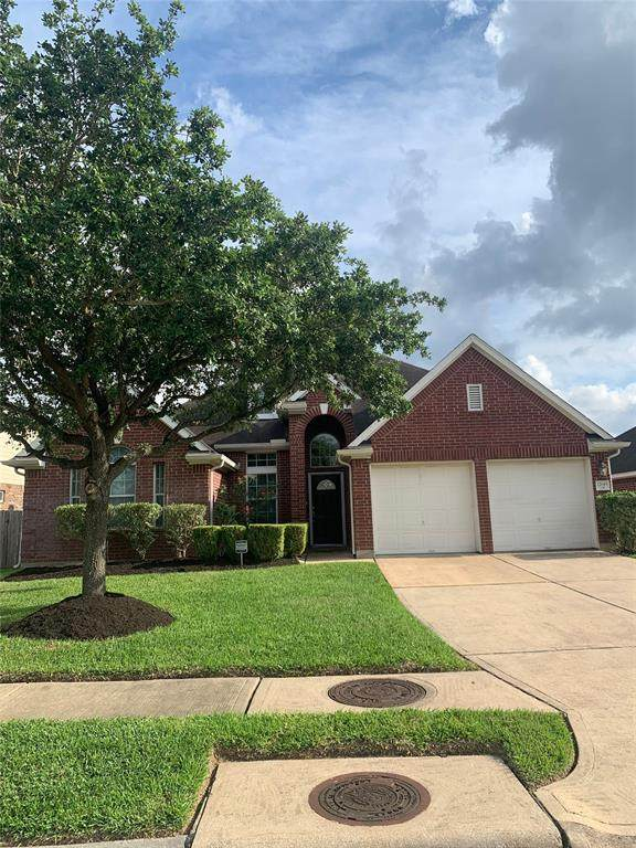 12619 Colony Hill Lane, Houston, TX 77014 (MLS #69738819) :: The SOLD by George Team