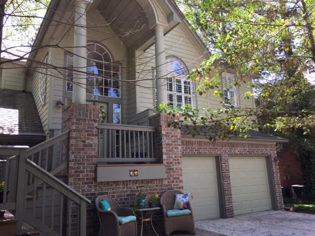 22 Treescape Circle, Spring, TX 77381 (MLS #69906209) :: Texas Home Shop Realty