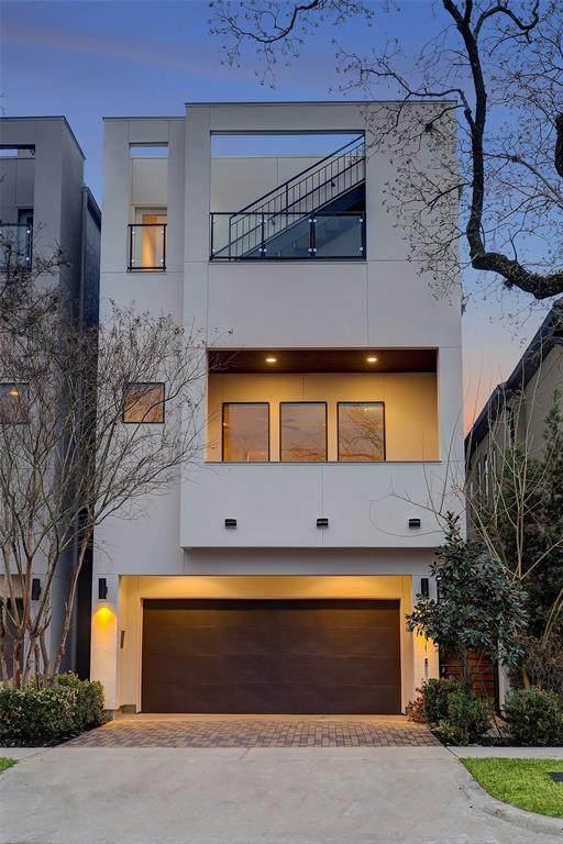 2011 Woodhead Street, Houston, TX 77019 (MLS #70168519) :: Lerner Realty Solutions